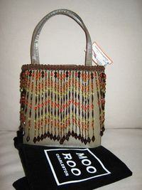MooRoo handbag designed by famous Charleston designer Mary Norton
