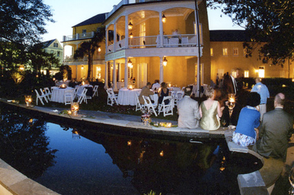 THE WILLIAM AIKEN HOUSE IN CHARLESTON IS A WONDERFUL LOCATION TO HOST YOUR WEDDING