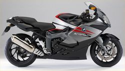 BMW HP2 Sport bike