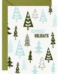 For all of your holiday card needs go to mac & murphy at 74 1/2 Cannon Street