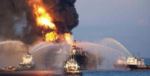 Oilspillfire