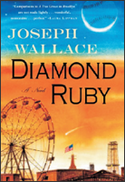 Blue Bicycle Books is welcoming author and baseball historian Joseph Wallace to sign copies of his debut novel, Diamond Ruby.