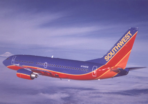 Jack Hurley's favorite airline, Southwest, is commencing flights from Charleston International Airport beginning March 13.