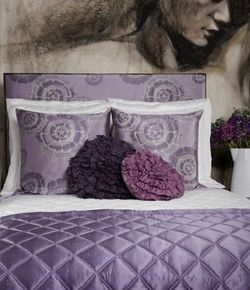 Ann Gish Luxury Linens available at Niche Interiors