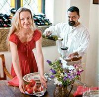Join Massimiliano and Natasha Sarrocchi at Osteria la Bottiglia Monday July 25 for this wonderful wine dinner.