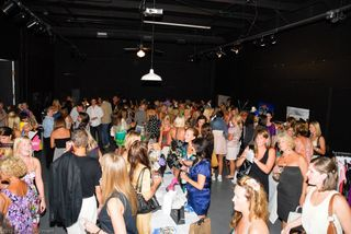 Sale Soiree attracts many fashion forward individuals all in the name of a great cause: PAR.