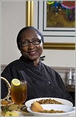 Charlotte Jenkins prepares some of the most delicious Gullah cuisine imaginable!
