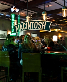 New Year's Eve at the Macintosh