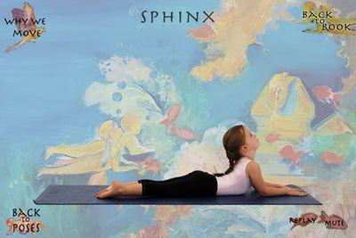 I am Happy Hour children's yoga class at Seeking Indigo July 22