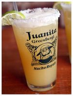 Share a pitcher of margaritas for Sunday Football at Juanita Greenbergs