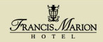 The Francis Marion Hotel in the Upper King Design District