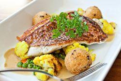 Charleston Restaurant Week at Fish