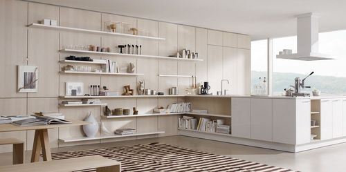 Floating Spaces from SieMatic