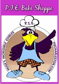 P.I.E. Bake Shoppe provides a luscious assortment of breakfast pastries, assorted breads, and dessert items