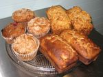 Gourmet baked goods from P.I.E. Bake Shoppe