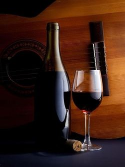 New South Jazzmen Wine Dinner at Osteria La Bottiglia