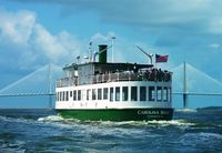 Charleston Harbor Tour