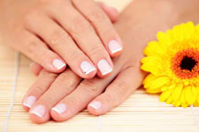 Paraffin Manicure and Pedicure from Aqua Day Spa and Nails