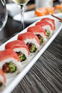 O-Ku Sushi named Top Sushi Restaurant by Travel and Leisure