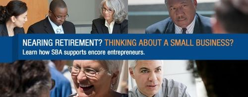 AARP and SBA Encore Entrepreneur Event