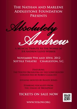 Absolutely Andrew Musical Tribute to the Works of Sir Andrew Weber