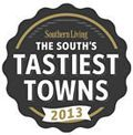Southern Living Tastiest Towns 2013