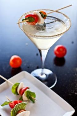 Summer Produce Cocktail Class