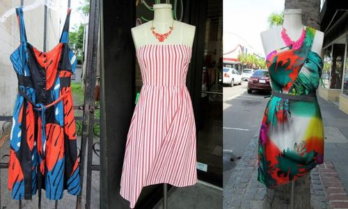 Dresses at Butterfly Women's Consignment Boutique