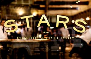Charleston's best new restaurant, Stars Rooftop & Grill Room is located in the Upper King Street historic district of downtown Charleston.
