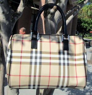 Burberry Handbag at Butterfly Consignment Boutique
