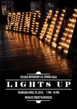 The Village Repertory Company's Spring Gala