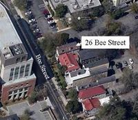 26 Bee Street Charleston Map