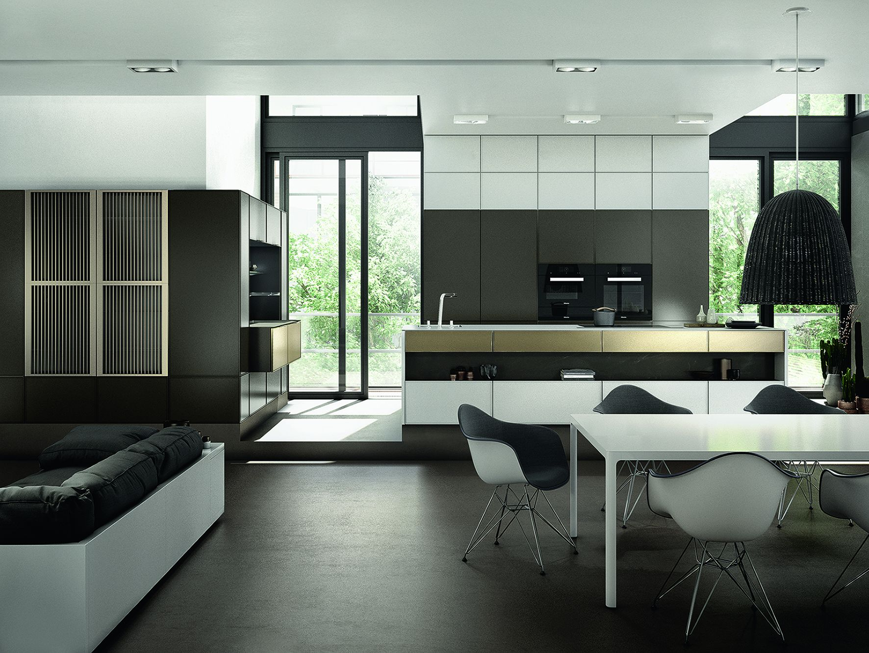 SieMatic SE 3003 R And S2 R Kitchen