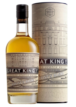 Great King Street Blended Scotch Whisky