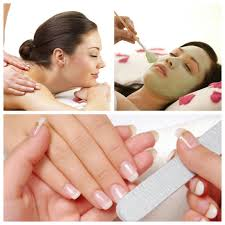 Massage Facial Manicure