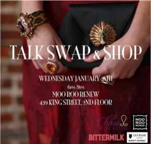 Talk Swap and Shop Moo Roo Renew