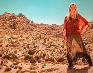 Kathryn Hollis Peters Seeking Indigo