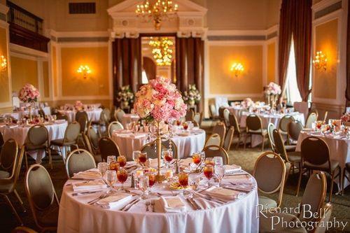 Francis Marion Hotel wedding
