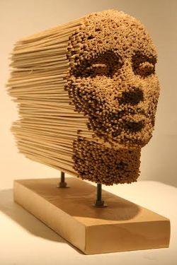 David Warren sculpture