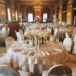 Colonial Ballroom Wedding Francis Marion