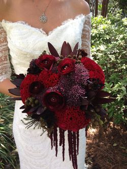 Anna Bella Florals Fall Bouquet
