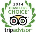 2014 Travelers Choice Awards
