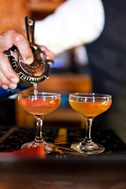 Cocktail Club Bourbon