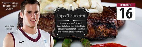 Legacy Club Luncheon