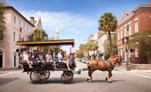 Carriage ride Charleston