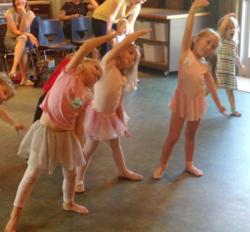 CML Dance Moves