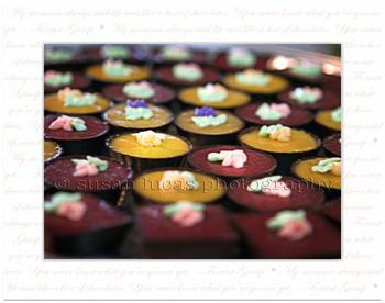 Art Photograph of Chocolates by Susan Lucas Photographer